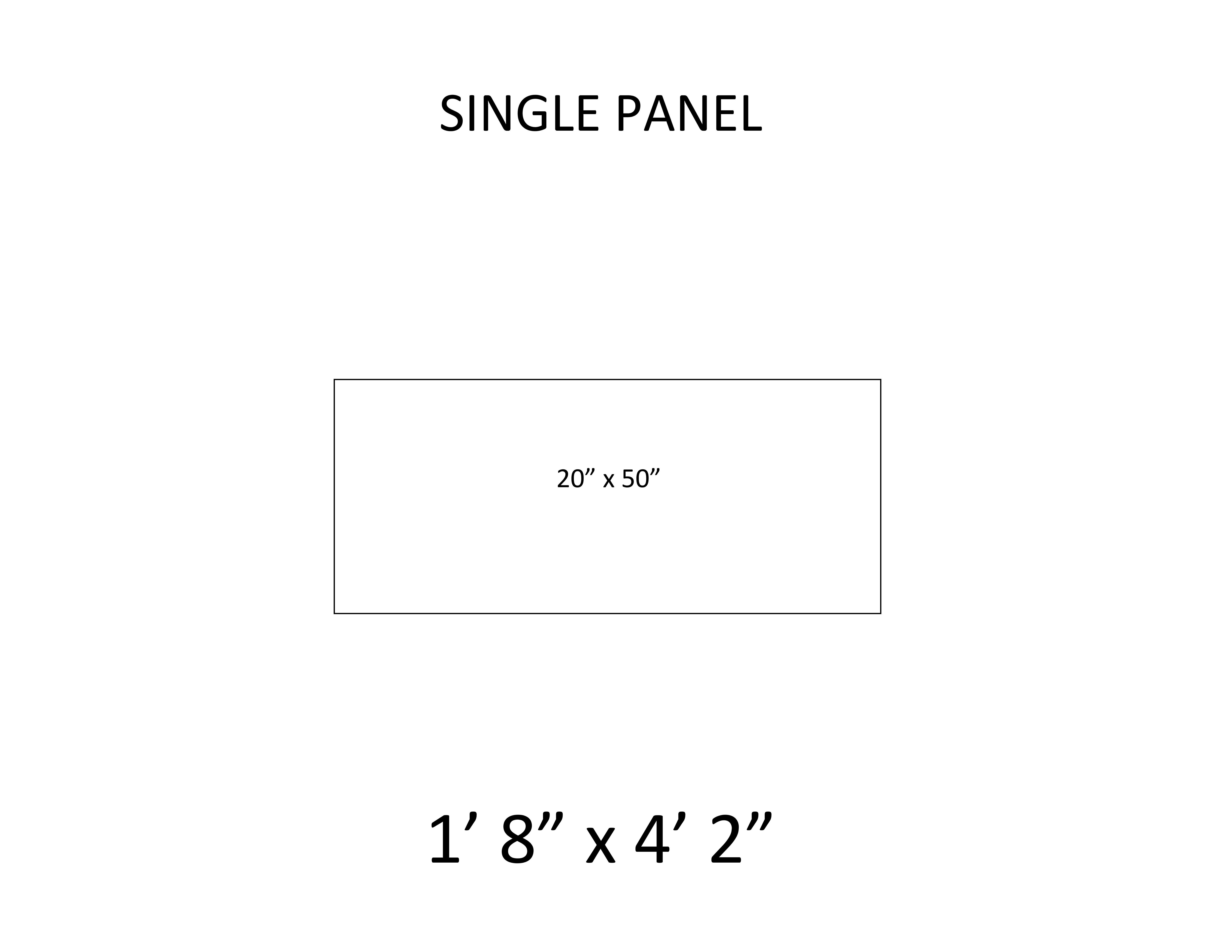 5 - Single Panel