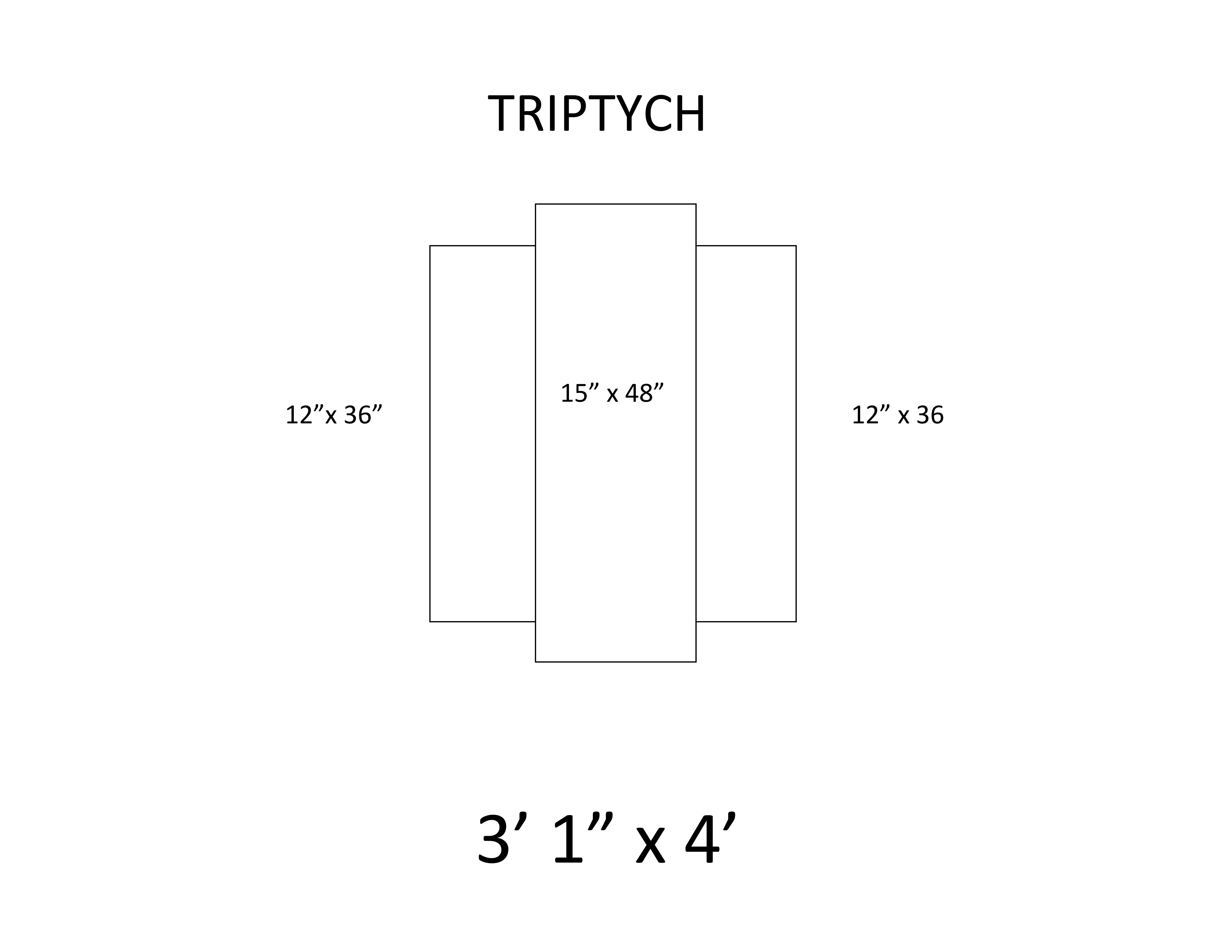 9 - Triptych