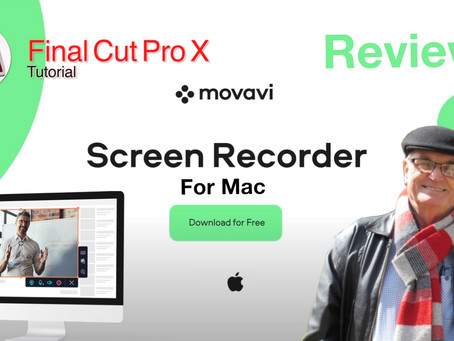 Review of the Movavi Screen Recorder for Mac