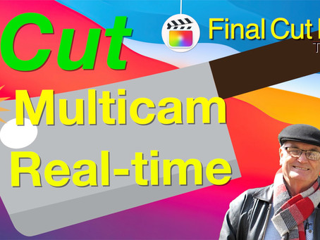 """Cut Multicam in real-time, """"on-the-fly"""""""