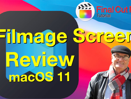 Filmage Screen Pro - 50% off for Black Friday