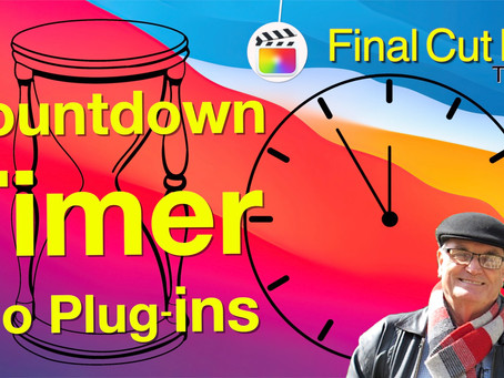 Countdown Timer without Plug-ins