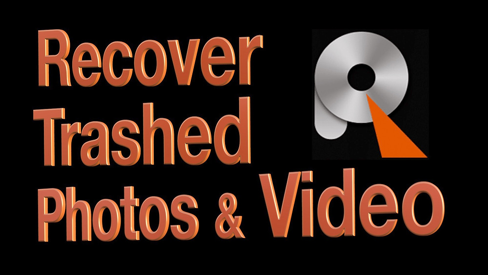 This software application that has just one purpose - to recover lost or corrupted files - Think Photos and videos and also pretty much any type of file