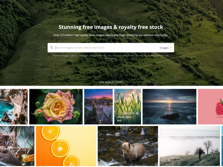 Stock Photos and Video - Paid and Free