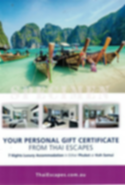 Free Honeymoon Thailand