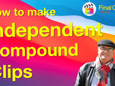 Compound Clips as an Independent Template