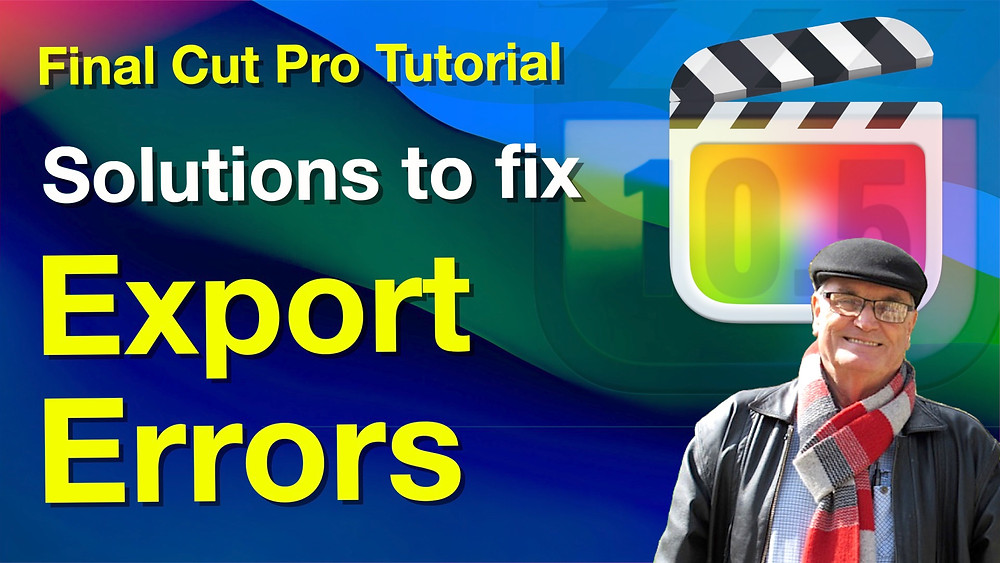 """Likely you'll have an error message or Final Cut Pro will crash - """"Final Cut Pro quit unexpectedly"""""""