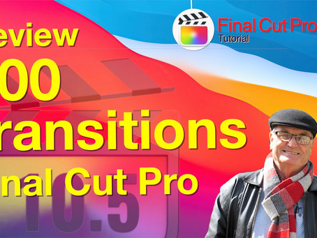 300 Transitions for Final Cut
