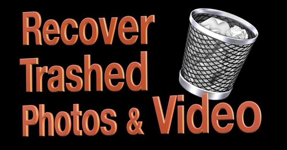 This software application that has just one purpose - to recover lost or corrupted files - Think Photos and videos and also pretty much any type of file.