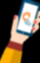 Patriarcadas, revista satírica ilustrada, digital e interactiva para smartphone
