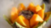 Cantalope Hookah
