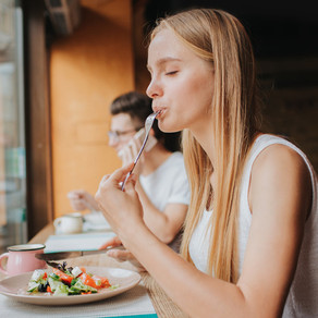 Mindful eating : reprendre goût... au plaisir !