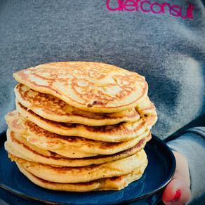 Pancakes ultra moelleux et sains