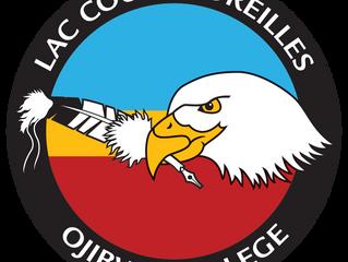 LAC COURTE OREILLES OJIBWE COLLEGE CELEBRATES COMMENCEMENT