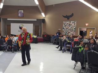 Lac Courte Oreilles Ojibwa Community College Celebrates
