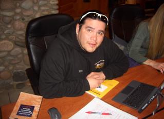 Student Spotlight: Nicholas R. DePerry