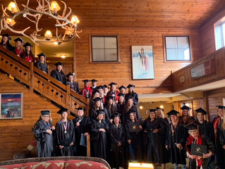 Lac Courte Oreilles Ojibwa Community College Celebrates Commencement