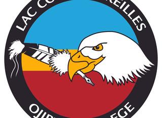 Lac Courte Oreilles Ojibwe College Announces New Logo & Mascot