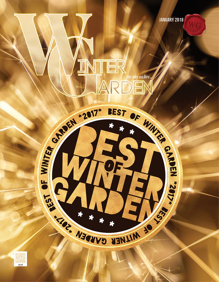 The January Issue! | The Winter Garden Magazine