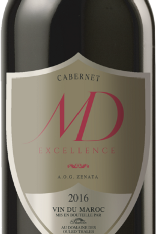 MD EXCELLENCE ROUGE 75cl