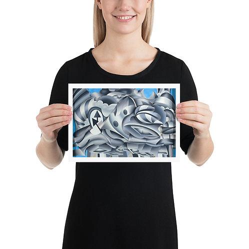 Cumulonimbus- Print