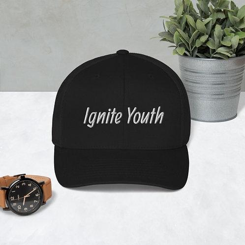 Ignite Youth Retro Trucker Cap
