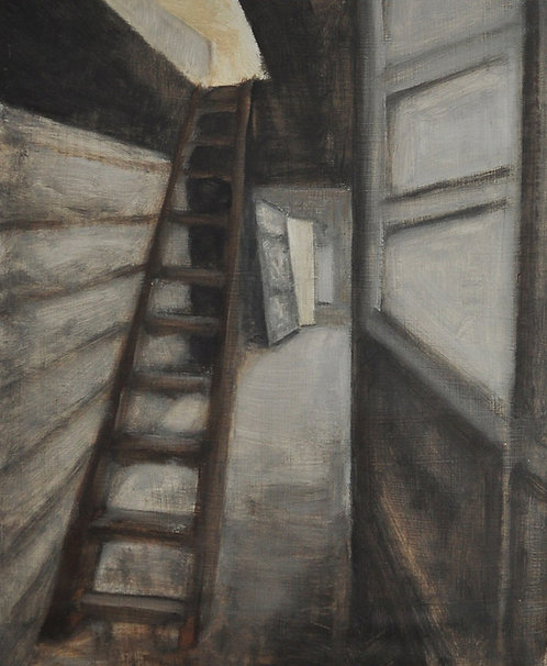 Interior with Ladder
