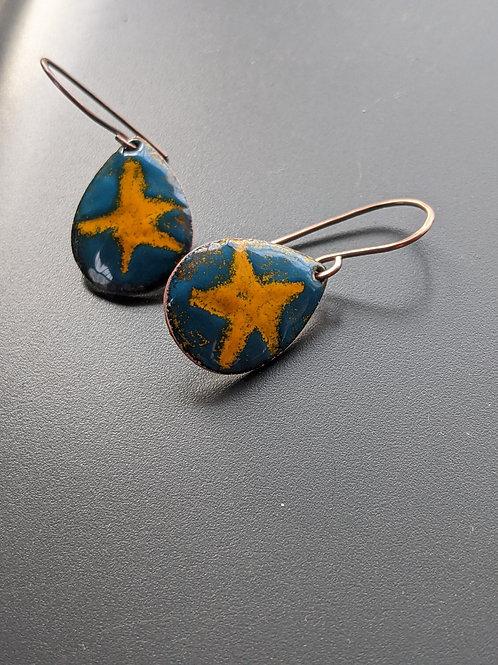 folk art stars