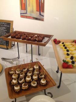 Sweet! Wedding dessert buffet