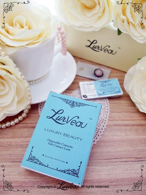 Lurveau Luxury Beauty Color Contact Lens Malaysia