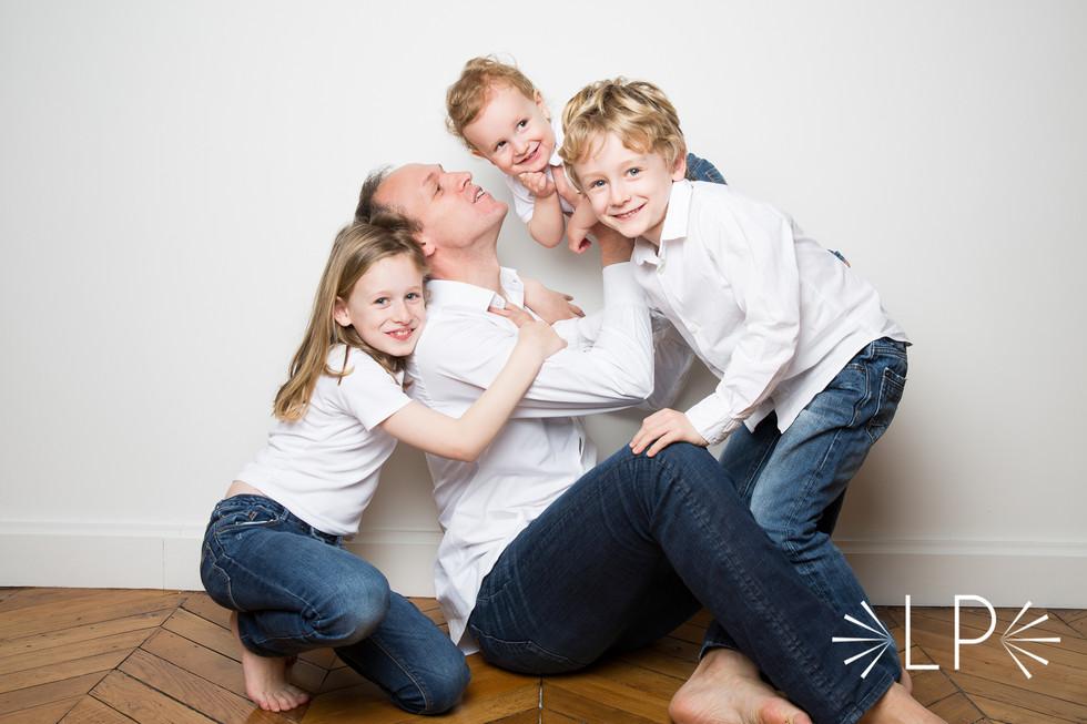 seance photo famille paris