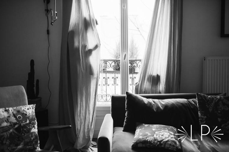seance photo grossesse a domicile a paris