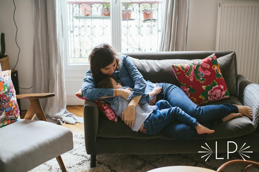 seance grossesse a domicile a paris