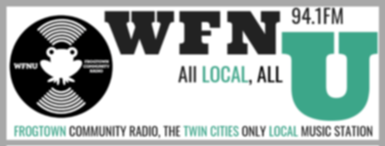 The twin cities only local music station