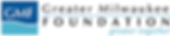 Greater Milwaukee Foundation GMF Logo.pn
