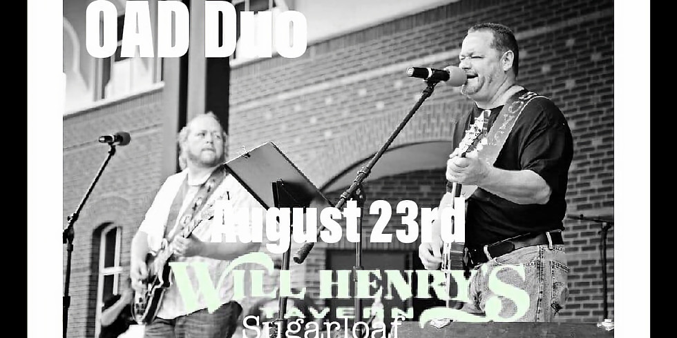 The OAD Duo Live!