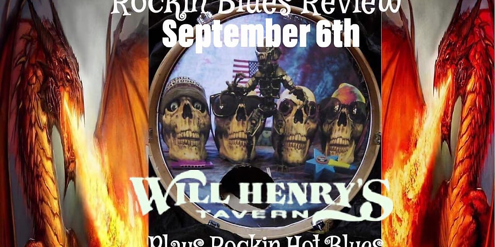 The Rockin Blues Review