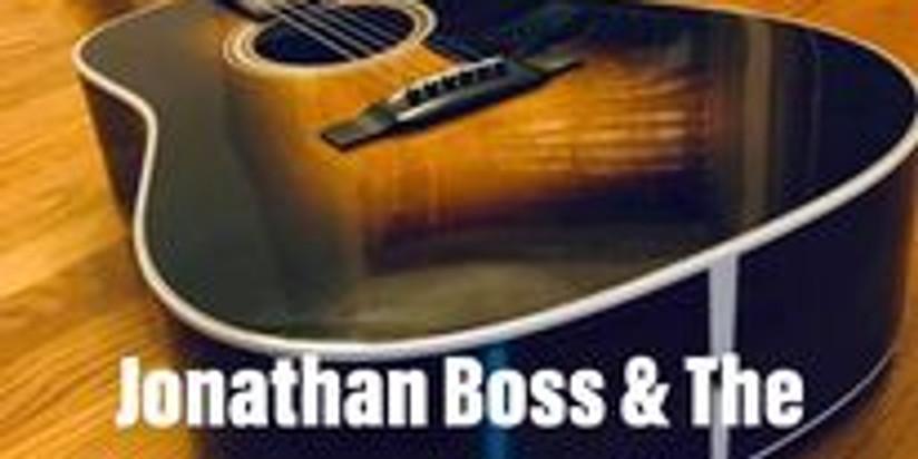 Jonathan Boss & The Lonesome Fugitives Live!