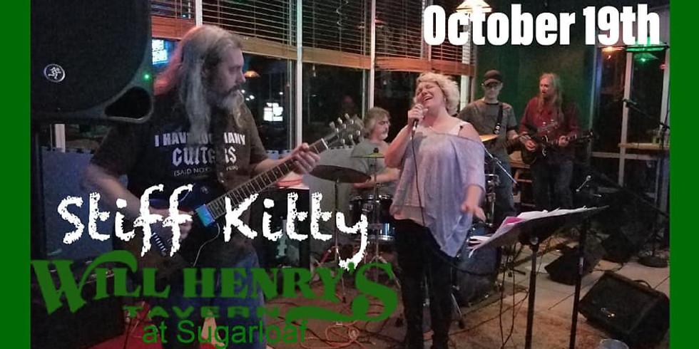 Stiff Kitty Live!