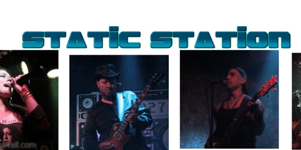 Static Station Live!