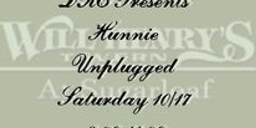 Hunnie Unplugged Live!