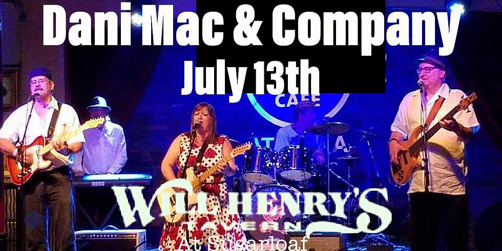 Dani Mac & Company Live!