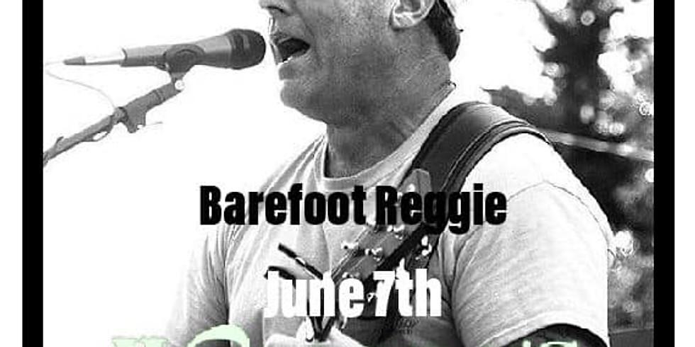 Barefoot Reggie Live!