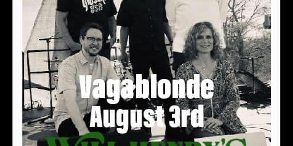 Vagablonde Live!
