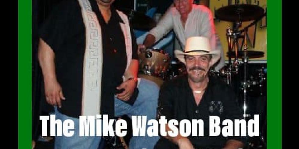 Mike Watson Band Live!