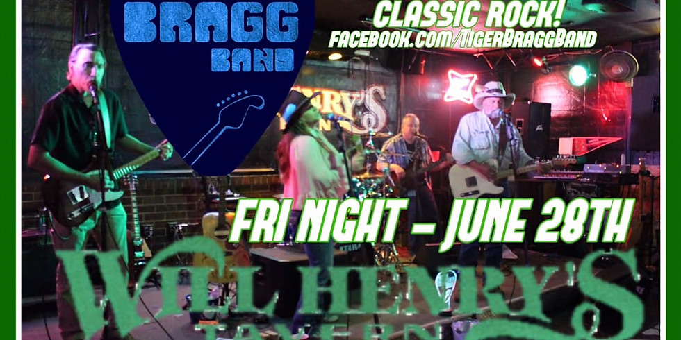 The Tiger Bragg Band Live!