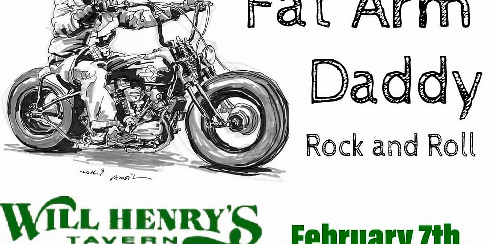 Fat Arm daddy Live!