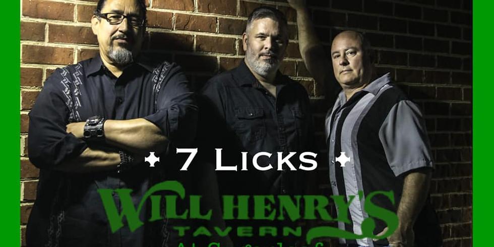 7 LIcks Live!