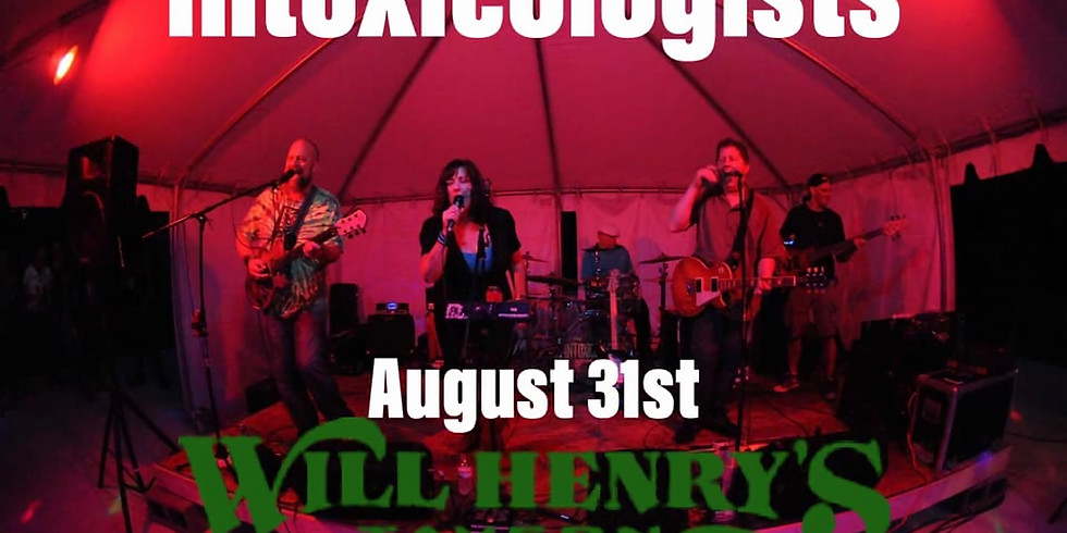 The Intoxicologists Live!