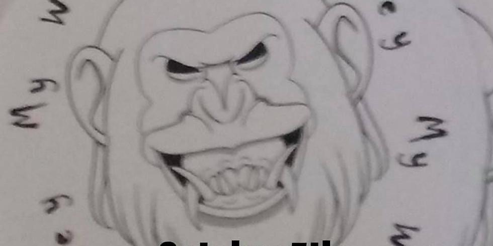 My Wicked Monkey Live!